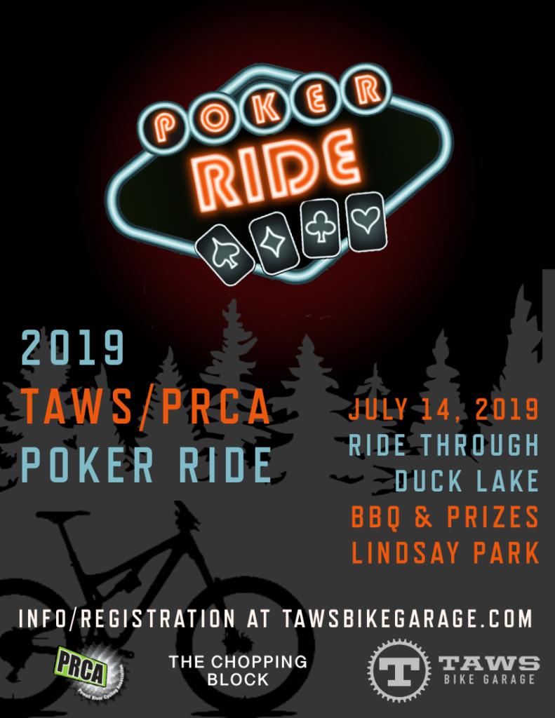 PRCA Poker Ride 2019